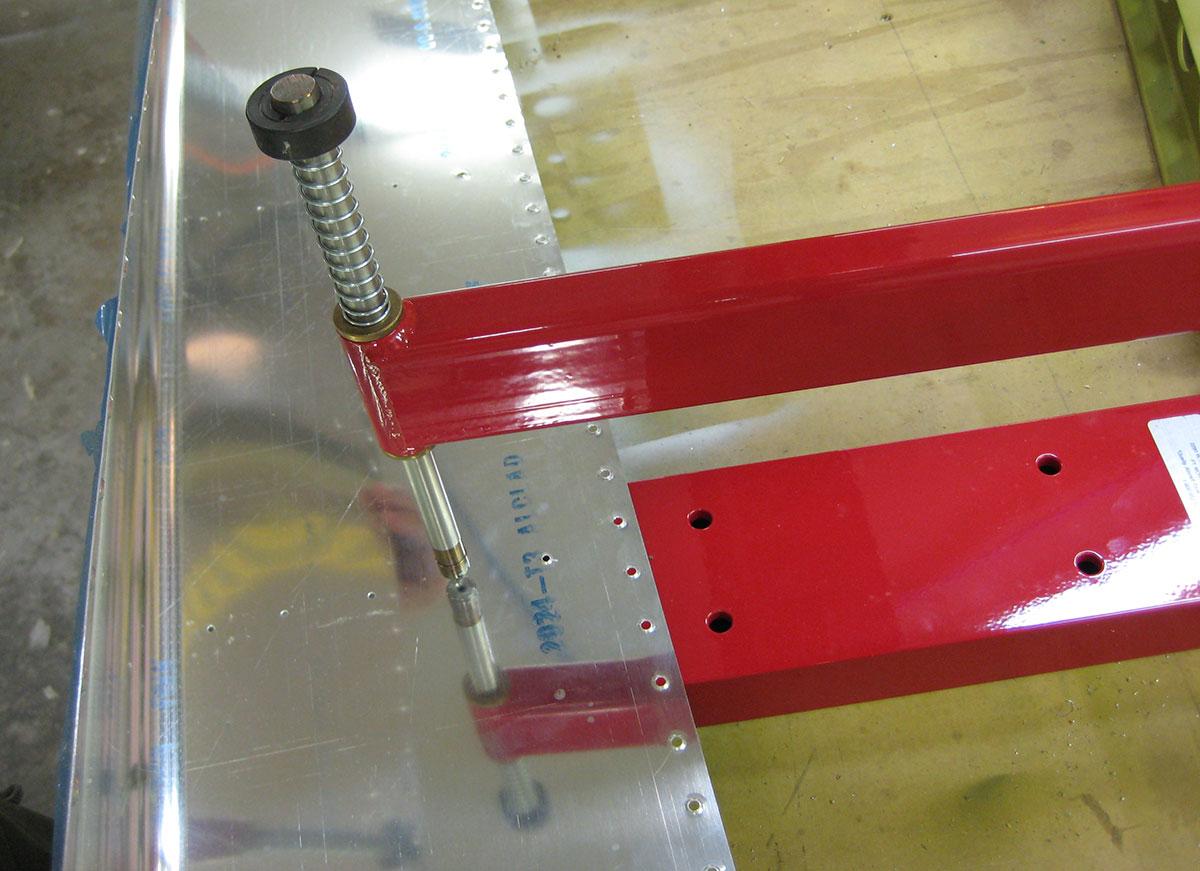 dimpling aluminum sheet