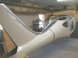 GlaStar fuselage bonding process