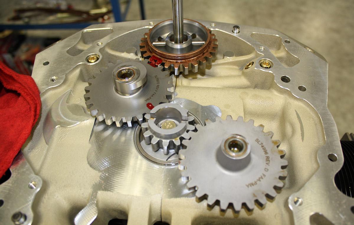 Accessory gears.