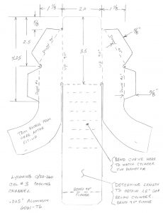 Download Ted's Cooling channel template for Lycoming O- IO-360.