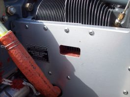 Cooling baffles