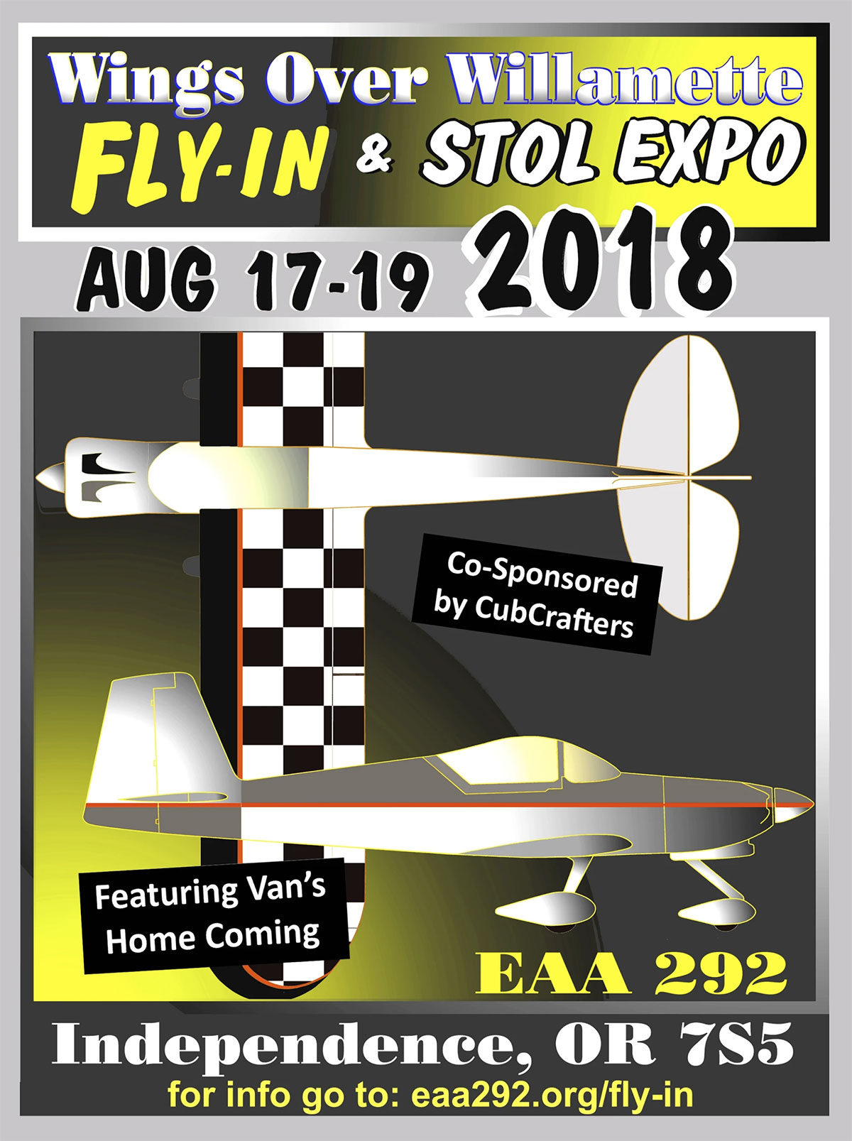 Wings over Willamette/Independence Fly-in - Glasair Aircraft Owners  Association