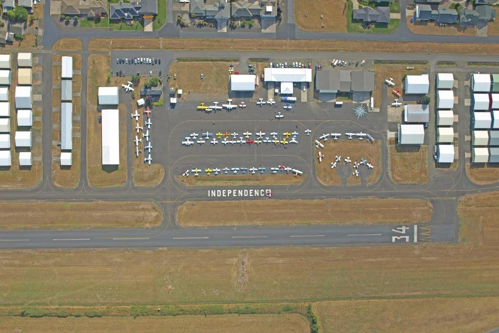 Independence, Oregon airport