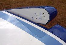 Horizontal stabilizer counterweight fix