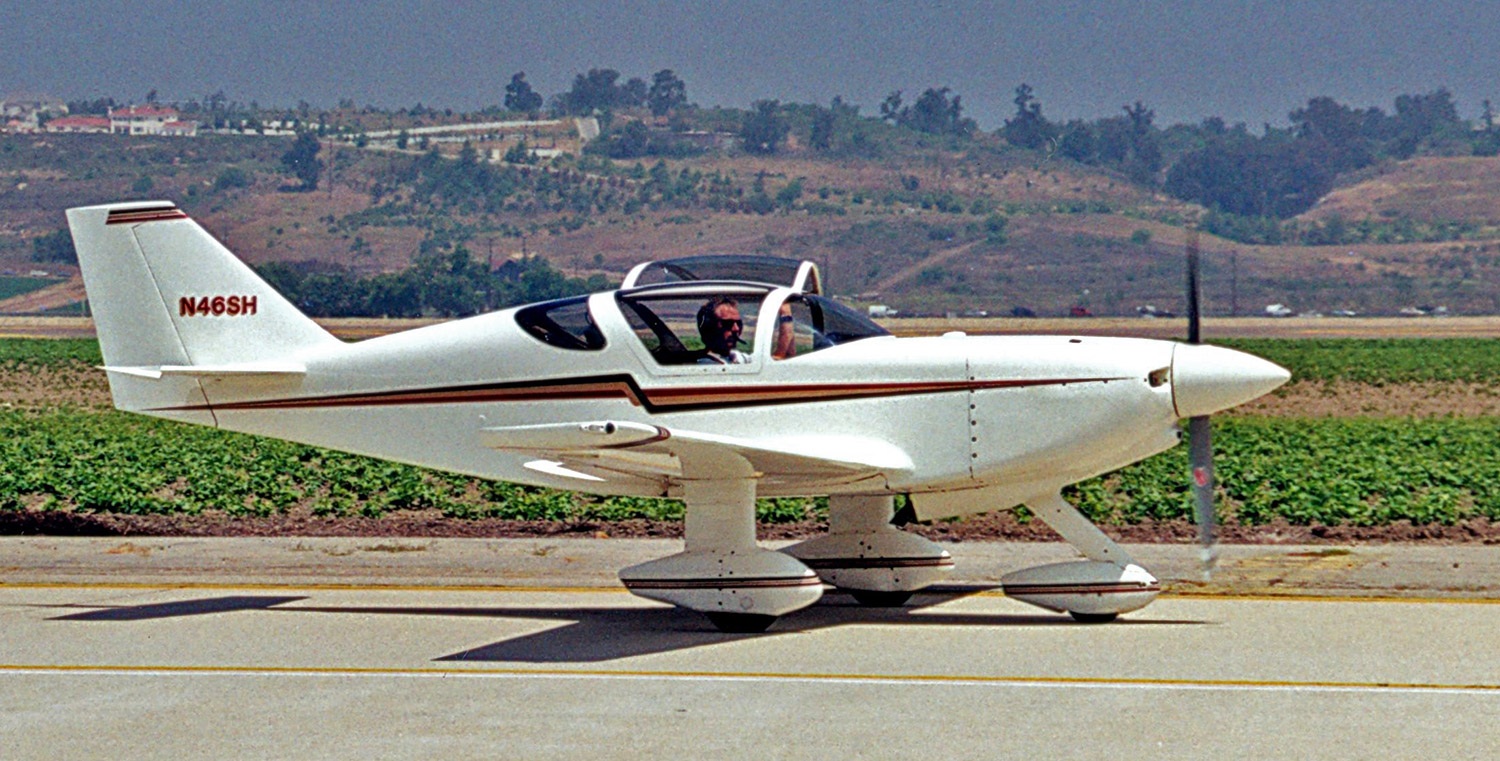 History of Glasair Aviation - Glasair Aircraft Owners