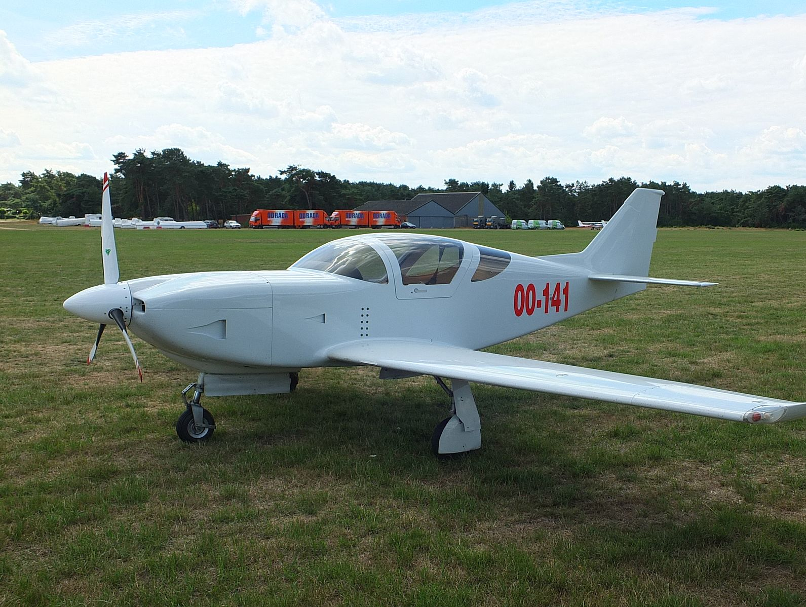 Glasair II-S, Photo © Ad Meskens / Wikimedia Commons