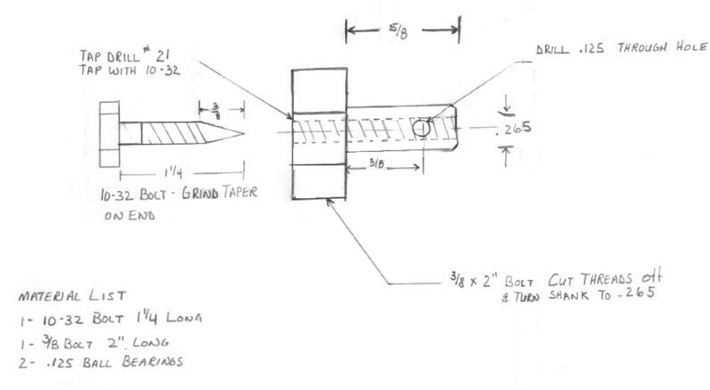 Jim Coonan fuel line beading tool