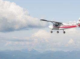 Glasair Merlin LSA in flight