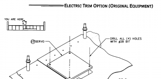 GlaStar electric trim installation