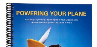 Powering Your Plane, David Prizio