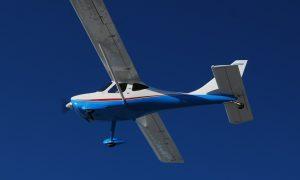 GlaStar N1935Cin flight