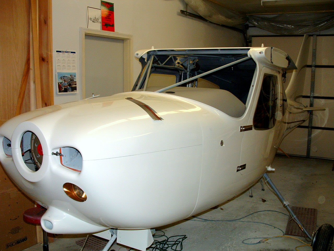 GlaStar Cowling Installation Tips - Glasair Aircraft Owners