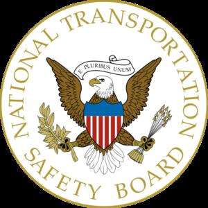 NTSB Seal Logo
