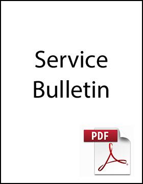 GlaStar & Sportsman Service Bulletin 073