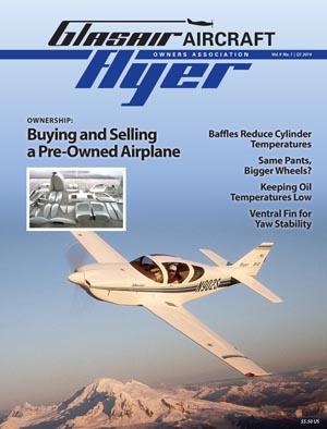 Glasair Aircraft Owners Assn Flyer 2014 Q1