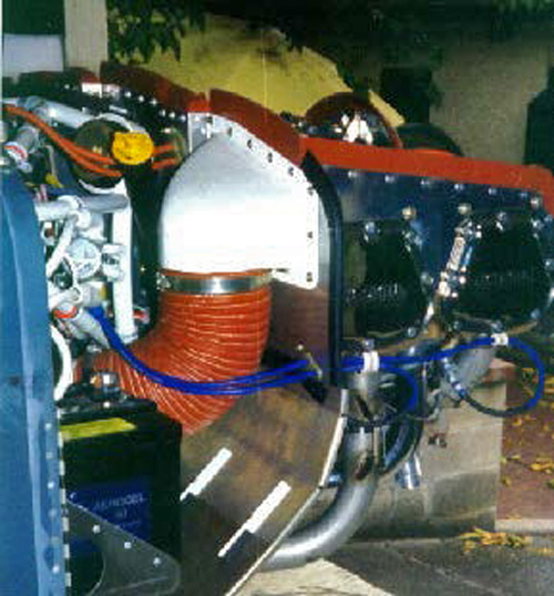 N24TX Engine Air Inlet and Cooling Design - Glasair Aircraft