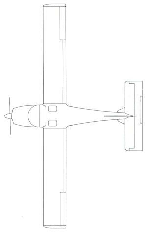 GlaStar Top View Drawing