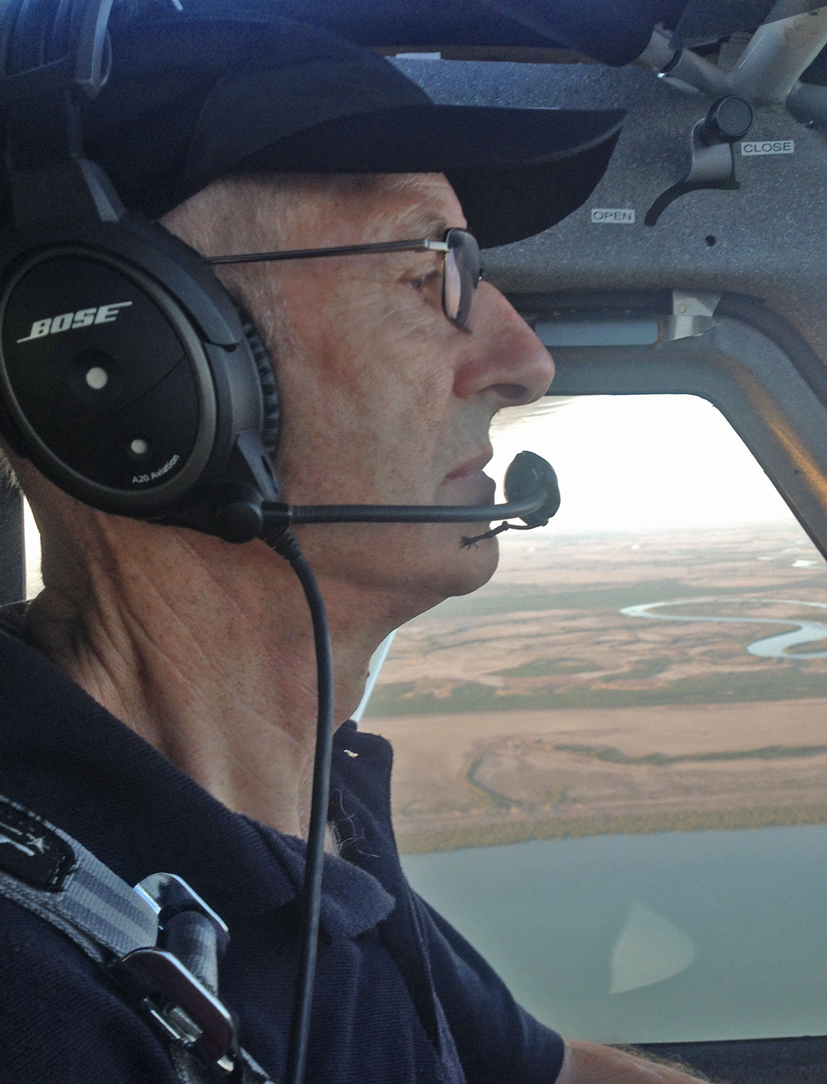 Around Australia in the GlaStar - Glasair Aircraft Owners