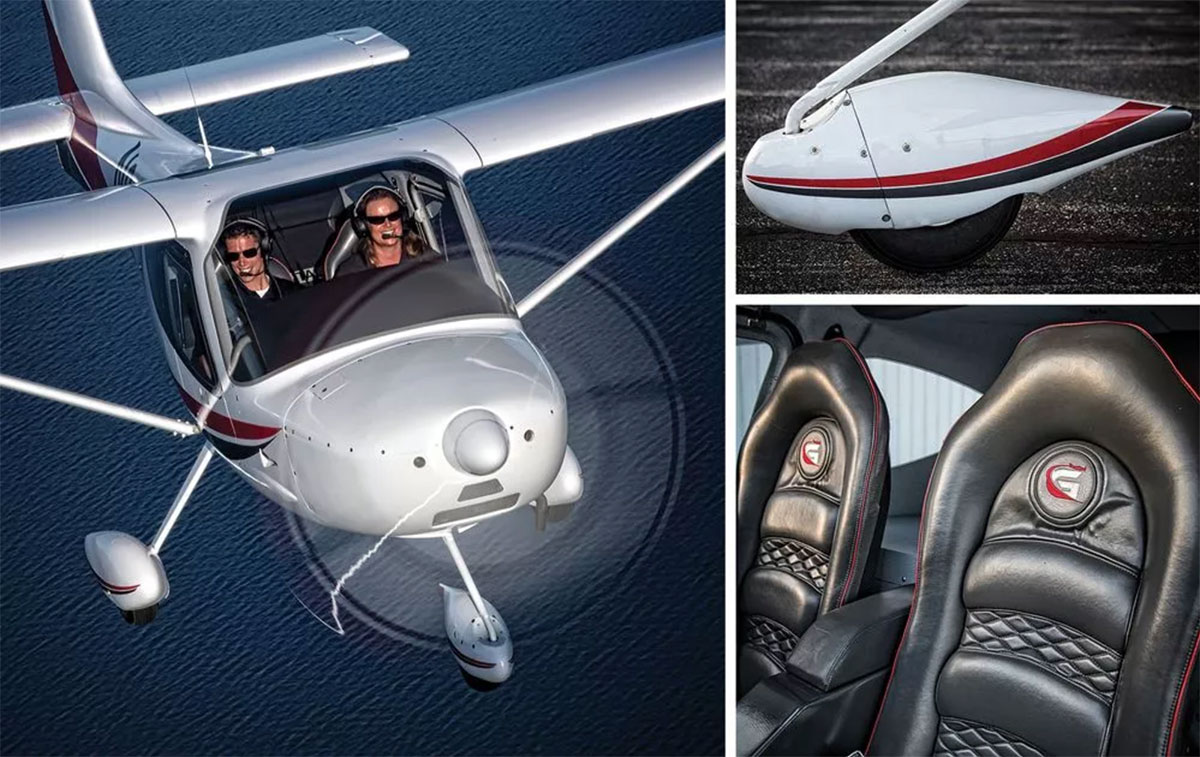 Glasair Merlin. Photo: Jim Koepnick/Flying Magazine