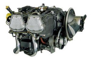 Lycoming IO-360 engine