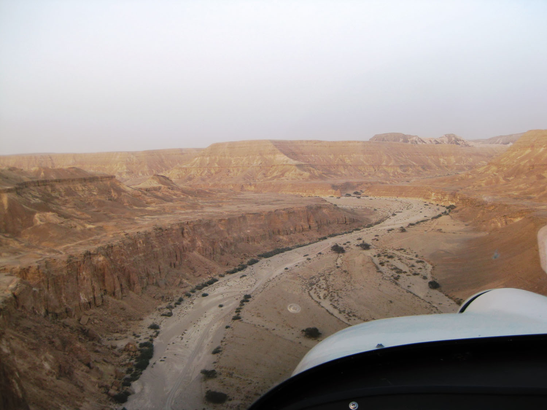 Nekarot canyon.