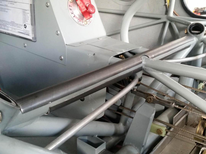 gear truss reinforcement