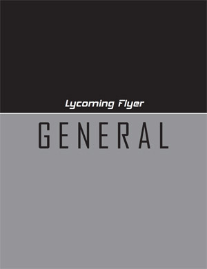 Lycoming Flyer – General
