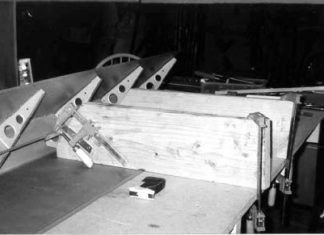 aileron riveting tip