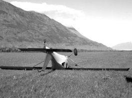 GlaStar landing accident