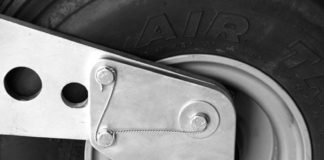 sportsman nosewheel lift