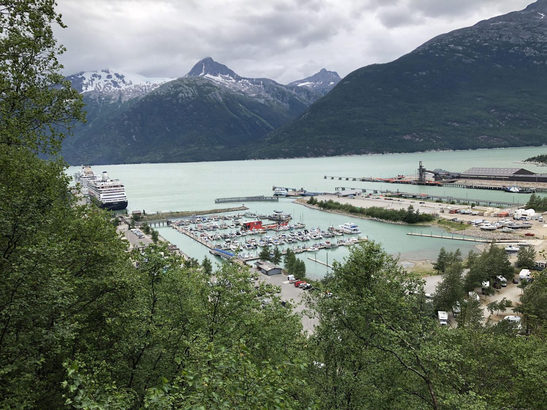 Skagway, Alaska.
