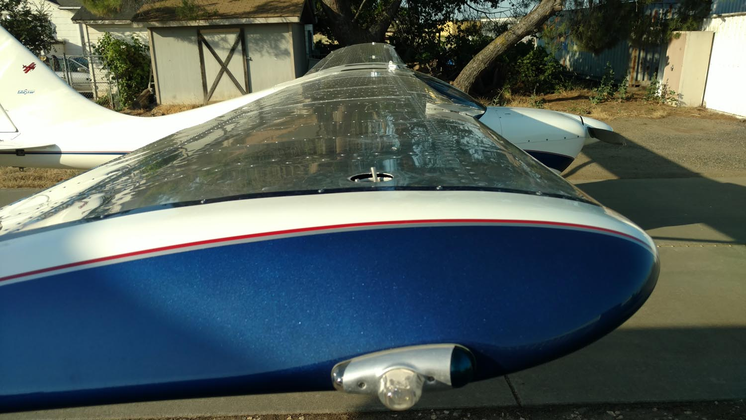 Build Your Own Auxiliary Fuel Tanks - Glasair Aircraft