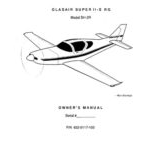 Glasair Super II-S RG Owner