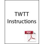 039-04090-082 Sportsman Rudder Vertical Fin Installation, TWTT Task 0300