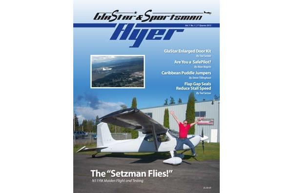 GlaStar & Sportsman Flyer 2013 Q1