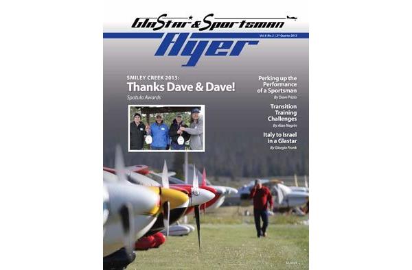 GlaStar & Sportsman Flyer 2013 Q2