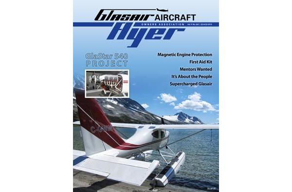 Glasair Aircraft Owners Assn Flyer 2014 Q2 Q3
