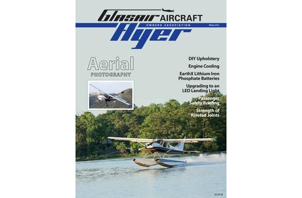 Glasair Aircraft Owners Assn Flyer 2015 Winter