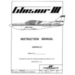 Glasair III Instruction Manual