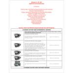 Glasair I, II, III Options & Accessories Catalog (Archive)