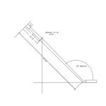 GlaStar Gear Leg CAD Drawing