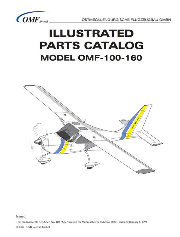 OMF Symphony 100-160 Illustrated Parts Catalog