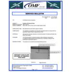 OMF Symphony Service Bulletin 1107/0001R2