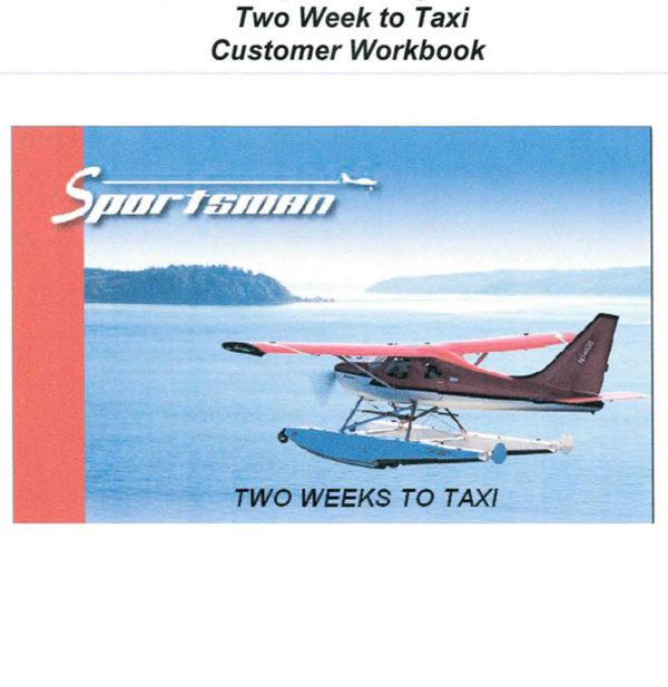 Two Weeks to Taxi Customer Workbook (BJC)