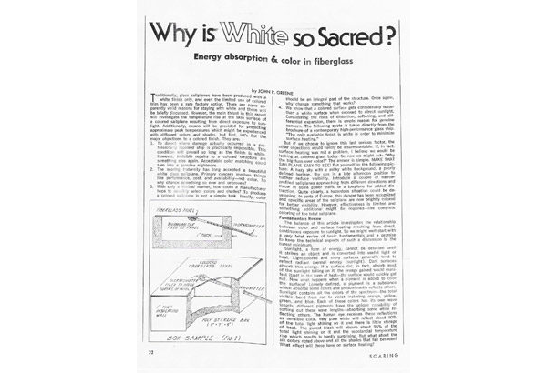 Why is White so Sacred?