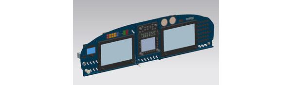 Glasair I Panel CAD Drawing - Dan Olson