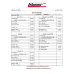 Kit Pricing 2005 - Glasair Aviation