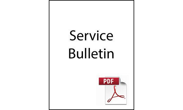 Glasair Service Bulletin 144